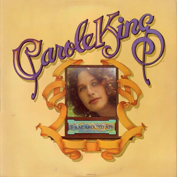 Rock/Pop Carole King - Wrap Around Joy (VG+)