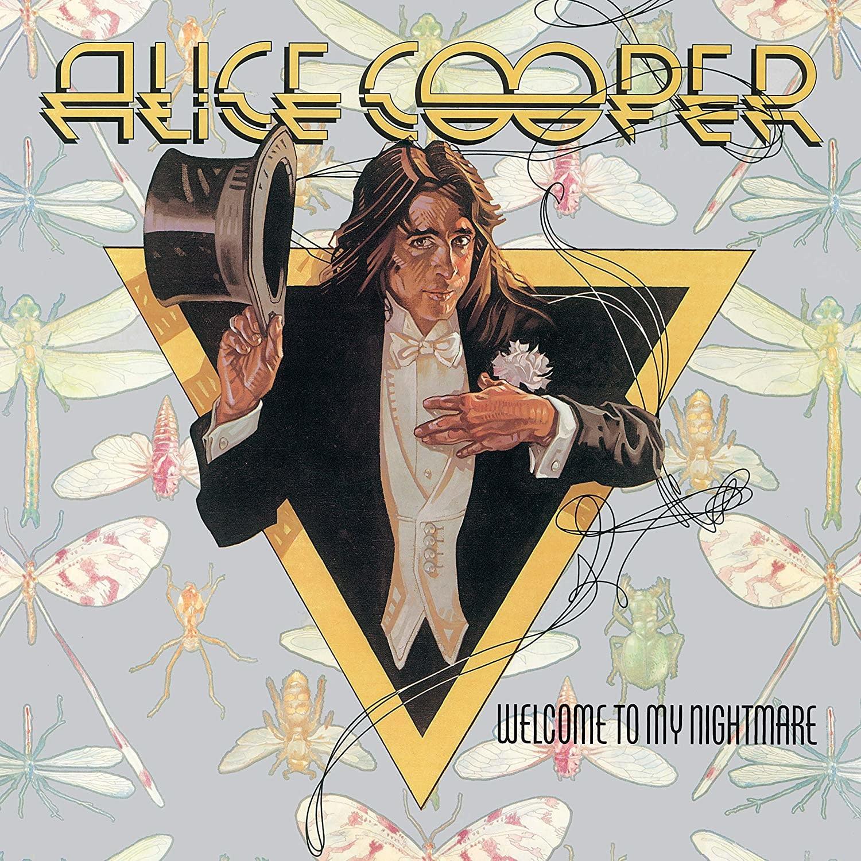 Rock/Pop Alice Cooper - Welcome To My Nightmare (Clear Vinyl)