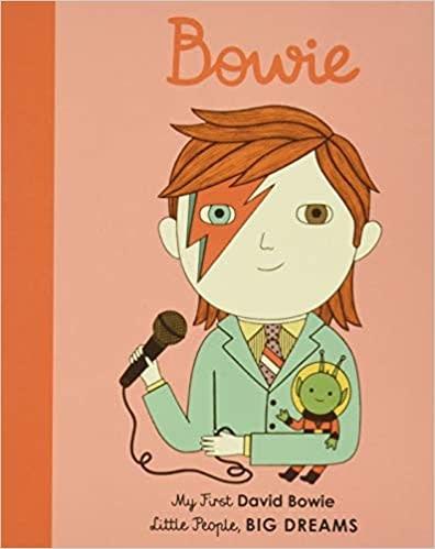 Childrens David Bowie - Maria Isabel Sanchez Vegara (BB)