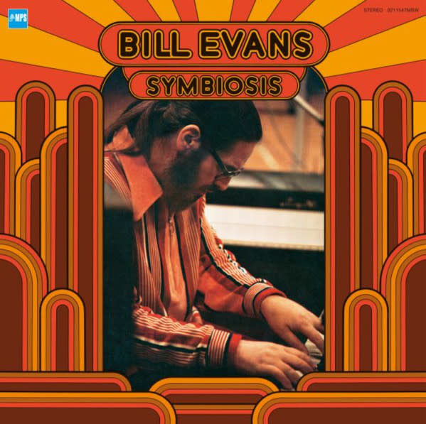 Jazz Bill Evans - Symbiosis (MPS Analogue Reissue)