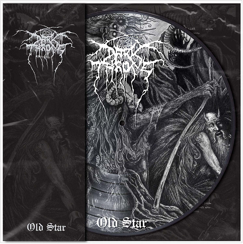 Metal Darkthrone - Old Star (Picture Disc)