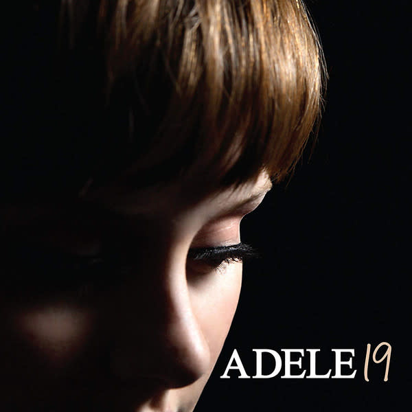 Rock/Pop Adele - 19 (VG+; creases and scuffs on sleeve)