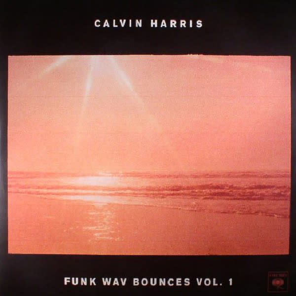 Rock/Pop Calvin Harris - Funk Wav Bounces Vol. 1 (VG+)