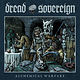 Metal Dread Sovereign - Alchemical Warfare (Steelblue & Gold w/White Splatter) (Sealed)