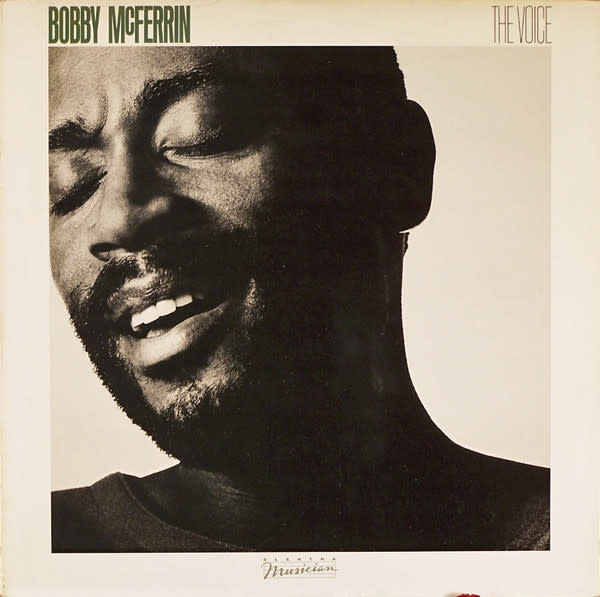 Jazz Bobby McFerrin - The Voice (VG, conservative; creases on cover)