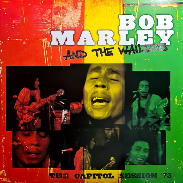 Reggae/Dub Bob Marley And The Wailers - The Capitol Session '73 (Green Marble Vinyl)