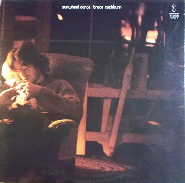 Rock/Pop Bruce Cockburn - Sunwheel Dance (Gatefold) (VG+; shelf-wear)