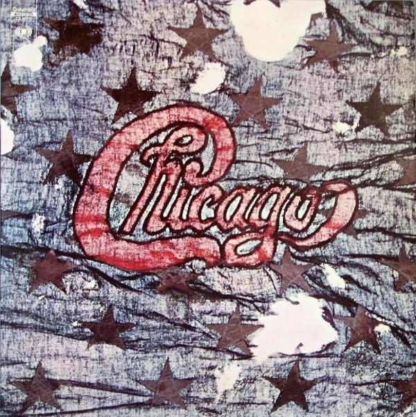 Rock/Pop Chicago - III (VG; shelf-wear, significant wear to spine)