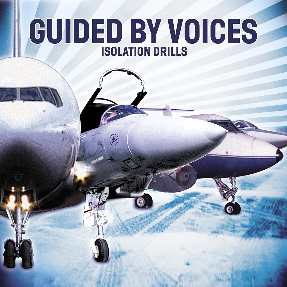 Rock/Pop Guided By Voices - Isolation Drills (20th Ann. Remastered & Repackaged 2LP)