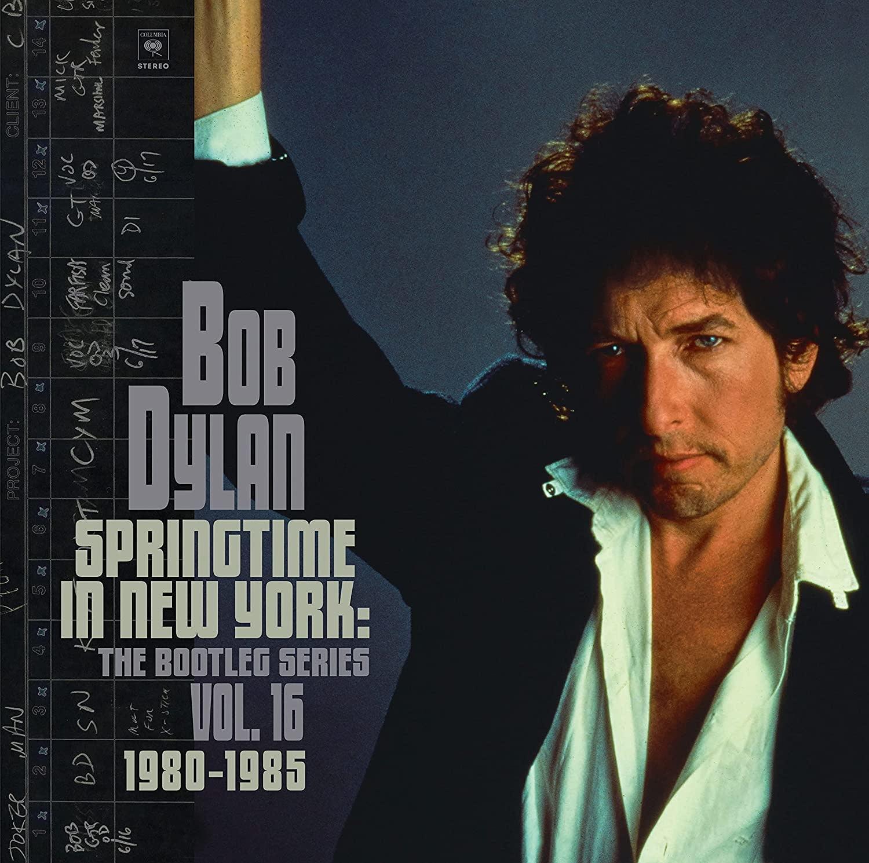 Rock/Pop Bob Dylan - Springtime In New York: The Bootleg Series Vol. 16 (1980-1985)