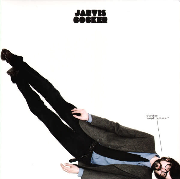 """Rock/Pop Jarvis Cocker - Further Complications (LP + 12"""" """"You're in My Eyes"""")"""