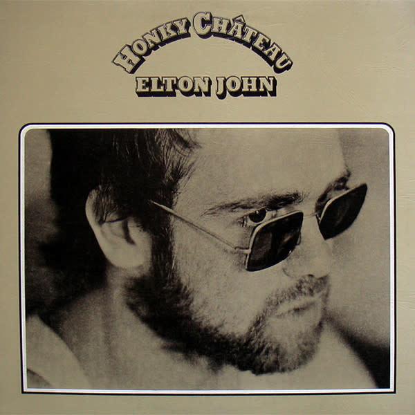Rock/Pop Elton John - Honky Chateau