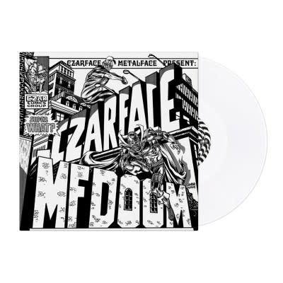 Hip Hop/Rap Czarface & MF Doom - Super What? (Black & White Vinyl)