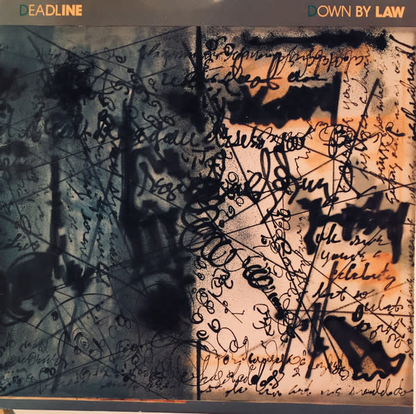Electronic Deadline - Down By Law (VG+)