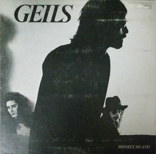 Rock/Pop J. Geils Band - Monkey Island (VG+; ringwear)