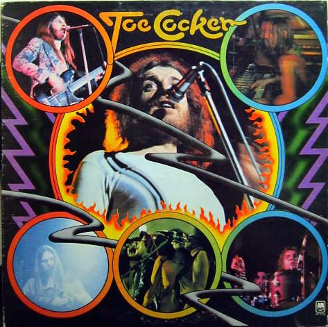Rock/Pop Joe Cocker - S/T (1972 CA) (VG+)