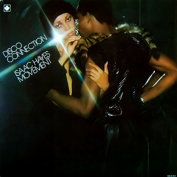 R&B/Soul/Funk Isaac Hayes Movement - Disco Connection (VG+; shelf/spine-wear)