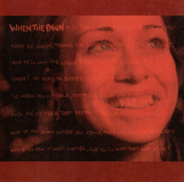 Rock/Pop Fiona Apple - When The Pawn... (New CD)