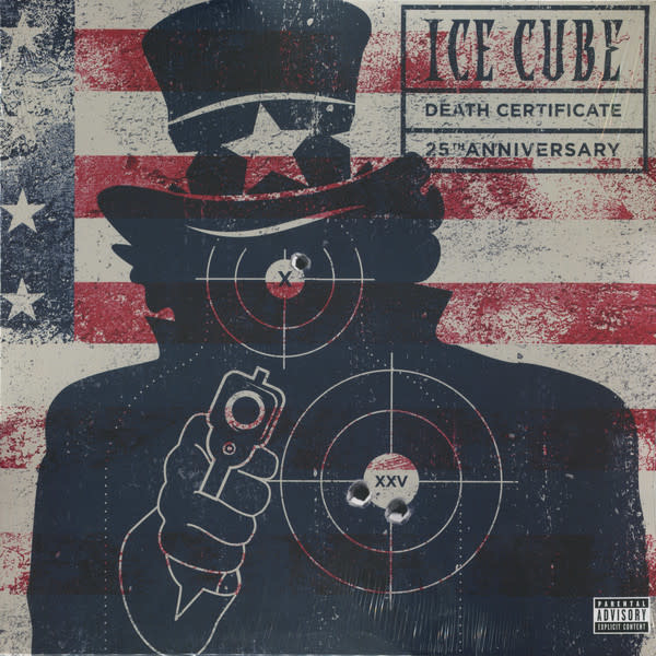 Hip Hop/Rap Ice Cube - Death Certificate 25th. Annv. Ed.