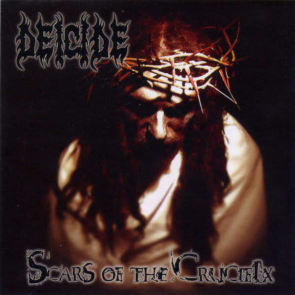 Metal Deicide - Scars Of The Crucifix