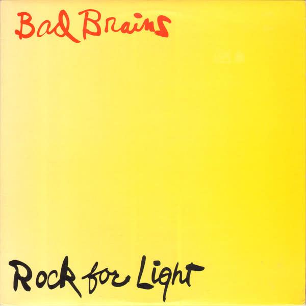 Rock/Pop Bad Brains - Rock For Light