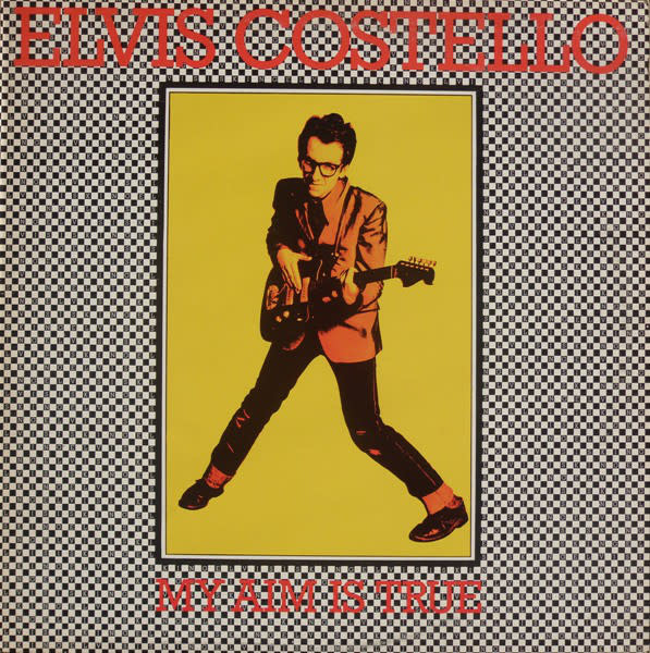 Rock/Pop Elvis Costello - My Aim Is True (VG+)