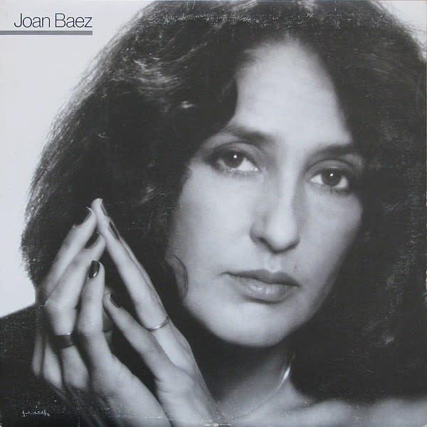 Folk/Country Joan Baez - Honest Lullaby (VG++; ring-wear, creases)