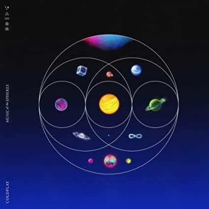 Rock/Pop Coldplay - Music Of The Spheres