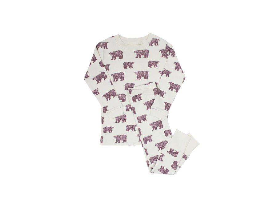 """""""My jammies"""" organic kids pajamas"""