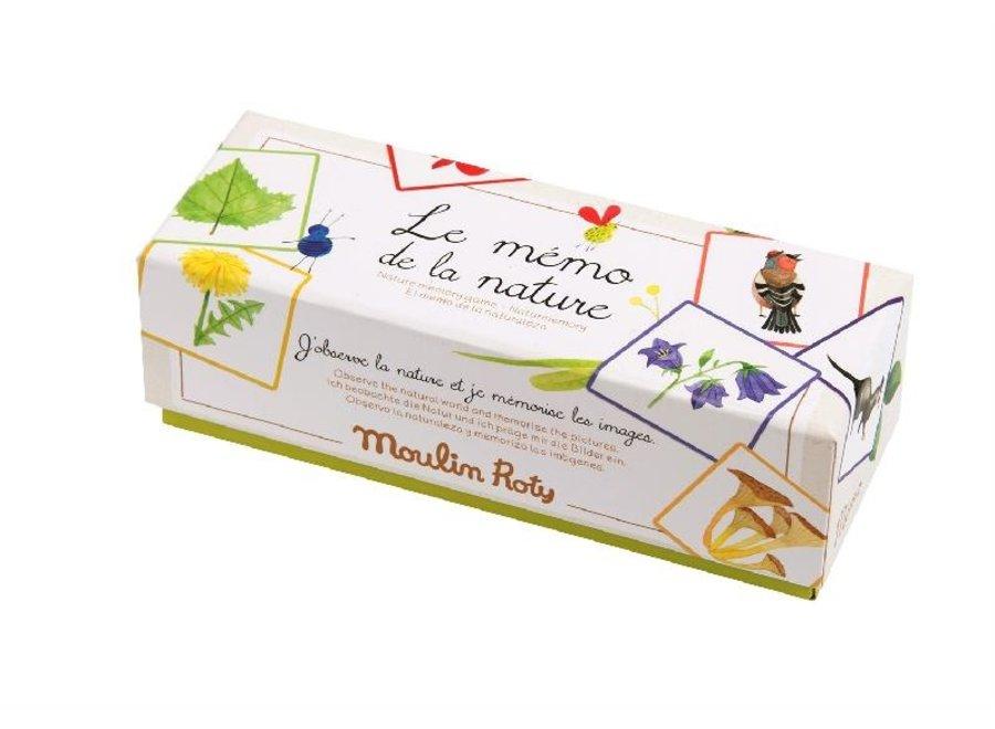 Le Jardin du Moulin Memory Game
