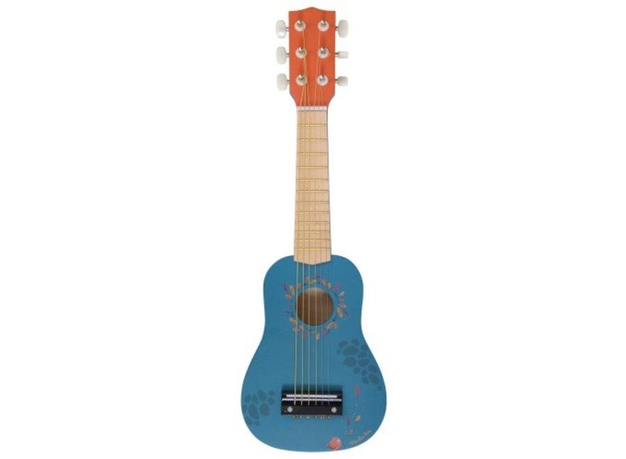 Dans la Jungle - Guitar