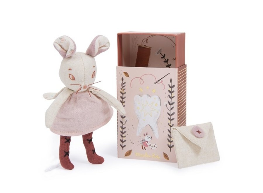 Mouse tooth box