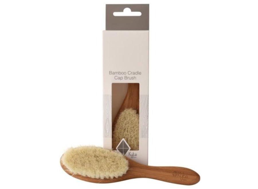 Cradle cap brush
