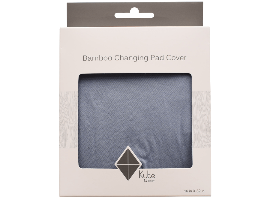 Bamboo change pad cover