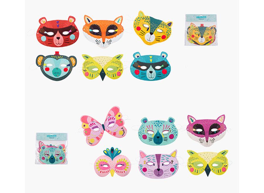 Broc & rolls masks