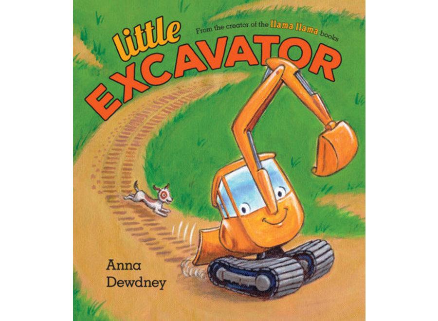 The Little Excavator