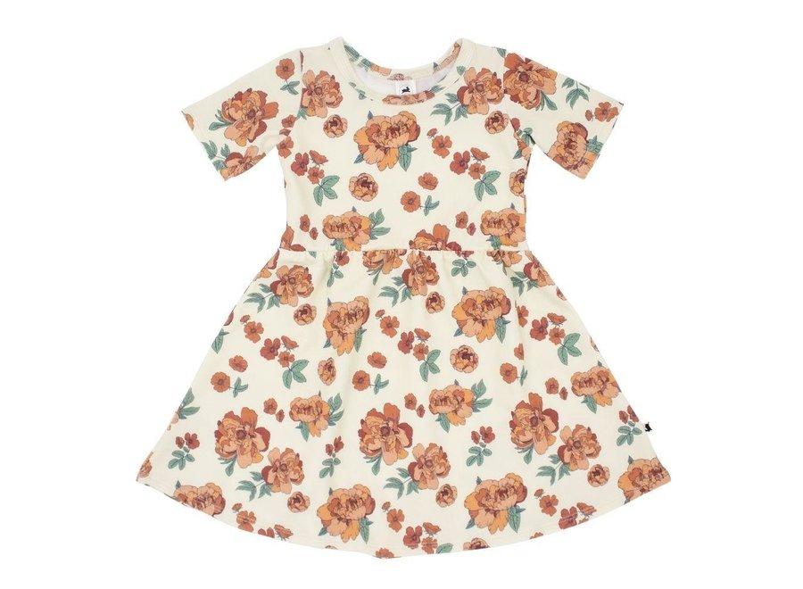 Daphne dress  - Peony