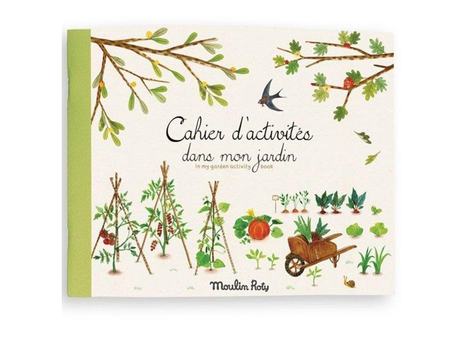 Gardener - Activity Booklet