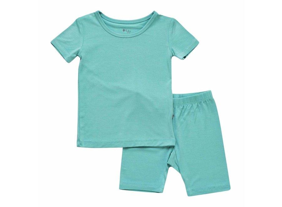 Short sleeve toddler pajama