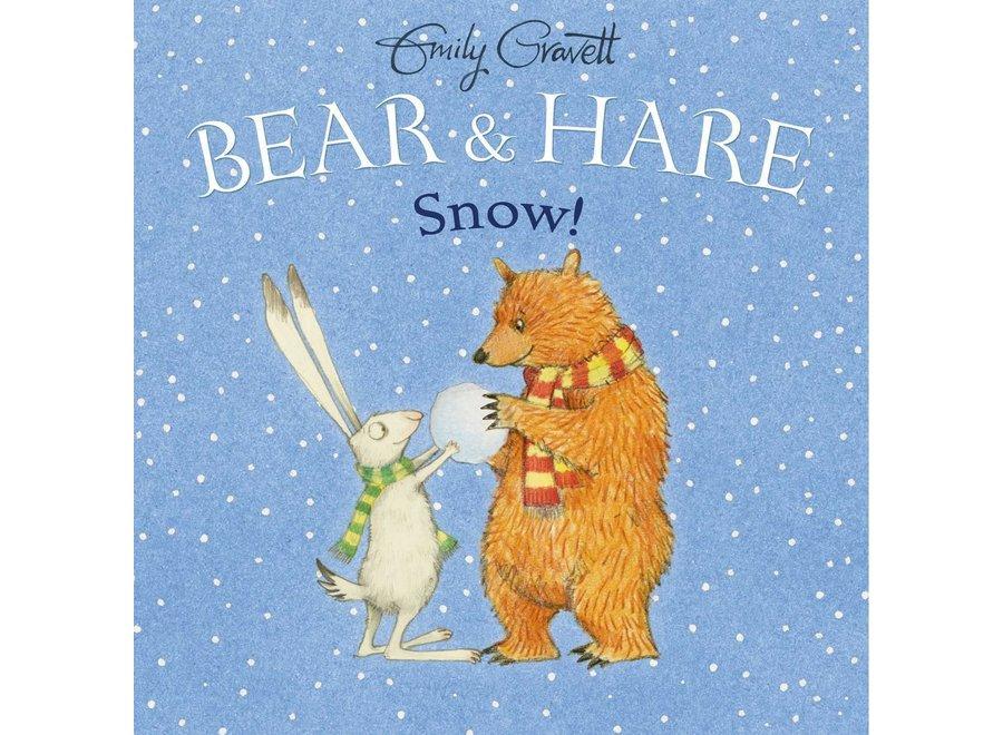 Bear & Hare: Snow!