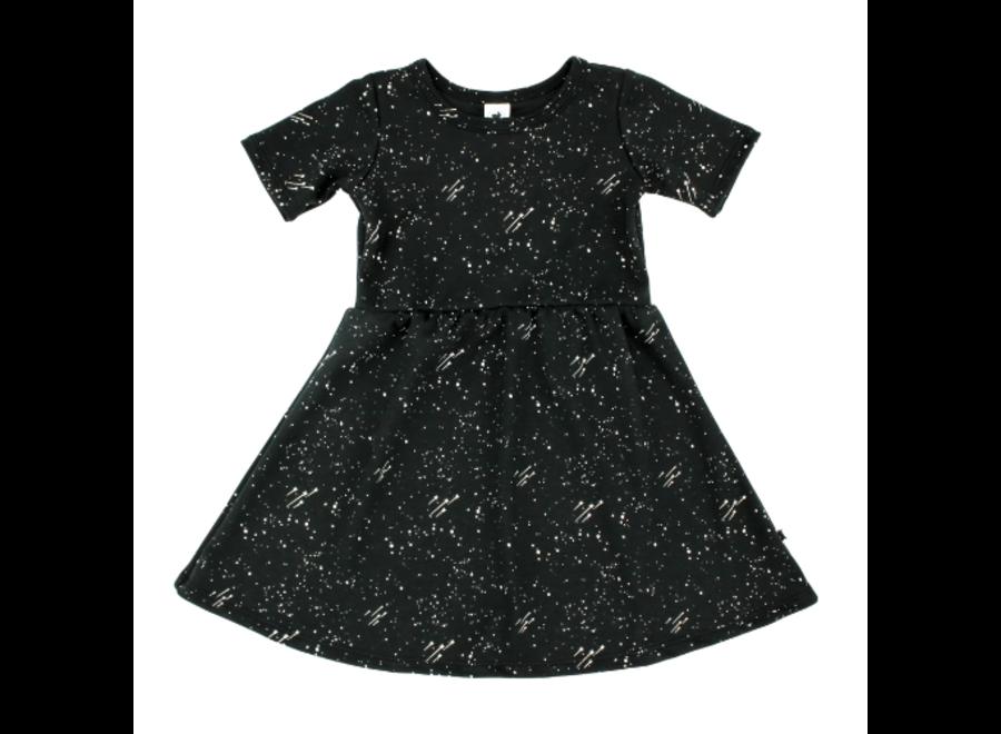 Youth daphne dress shooting star