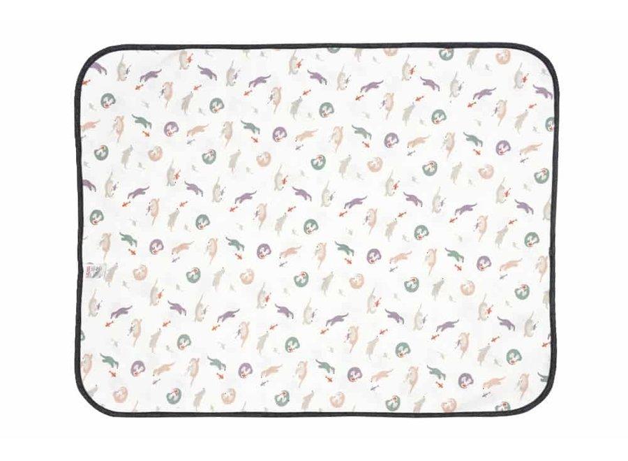 Waterproof change pad cover
