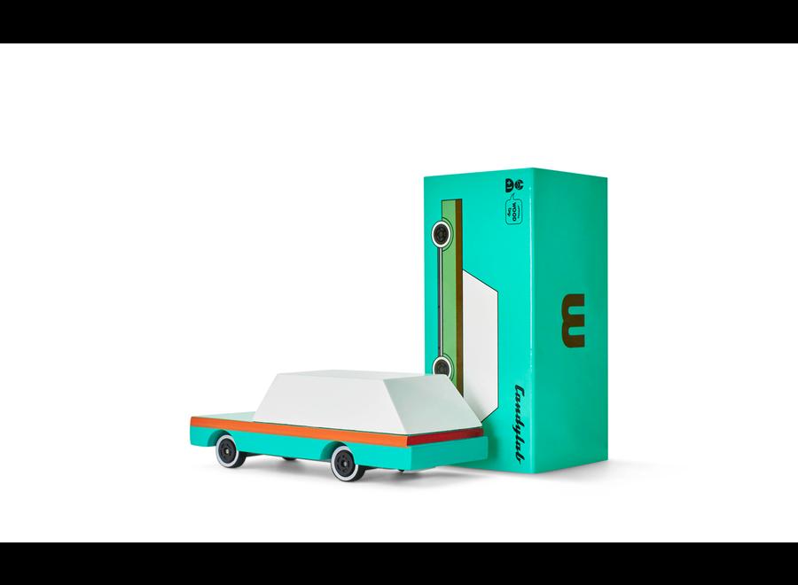 Teal Wagon
