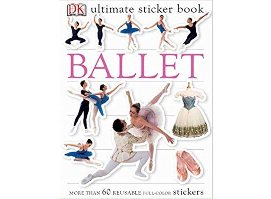 Ballet Ultimate sticker book