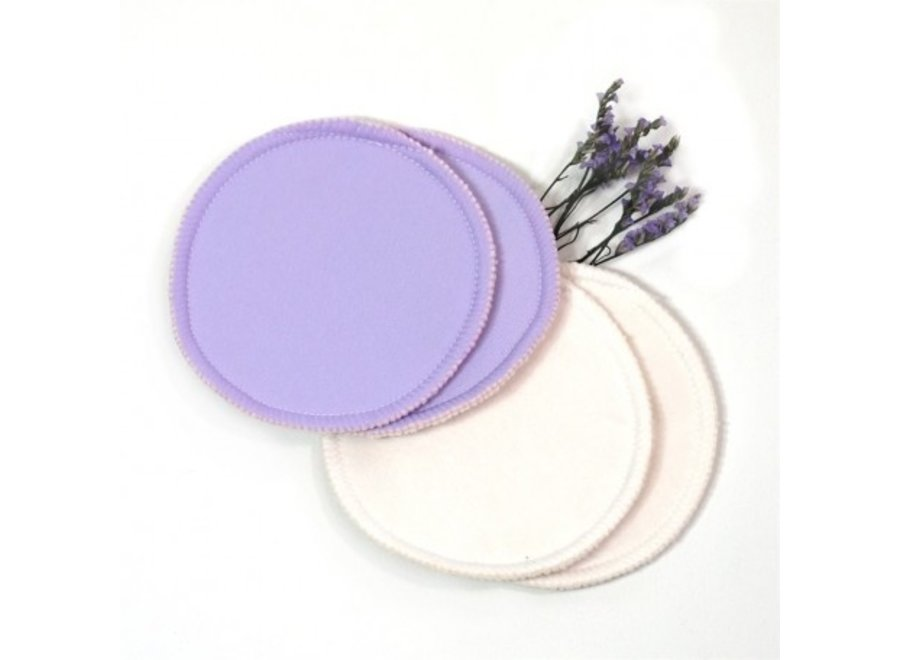 Reusable Nursing Pads with waterproof layer