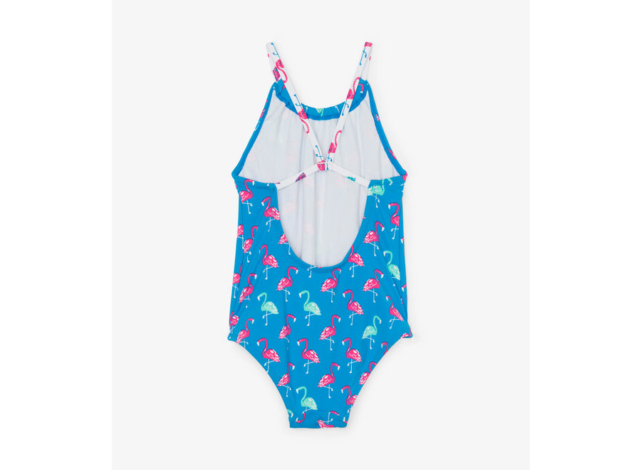 Fancy Flamingos Swimsuit
