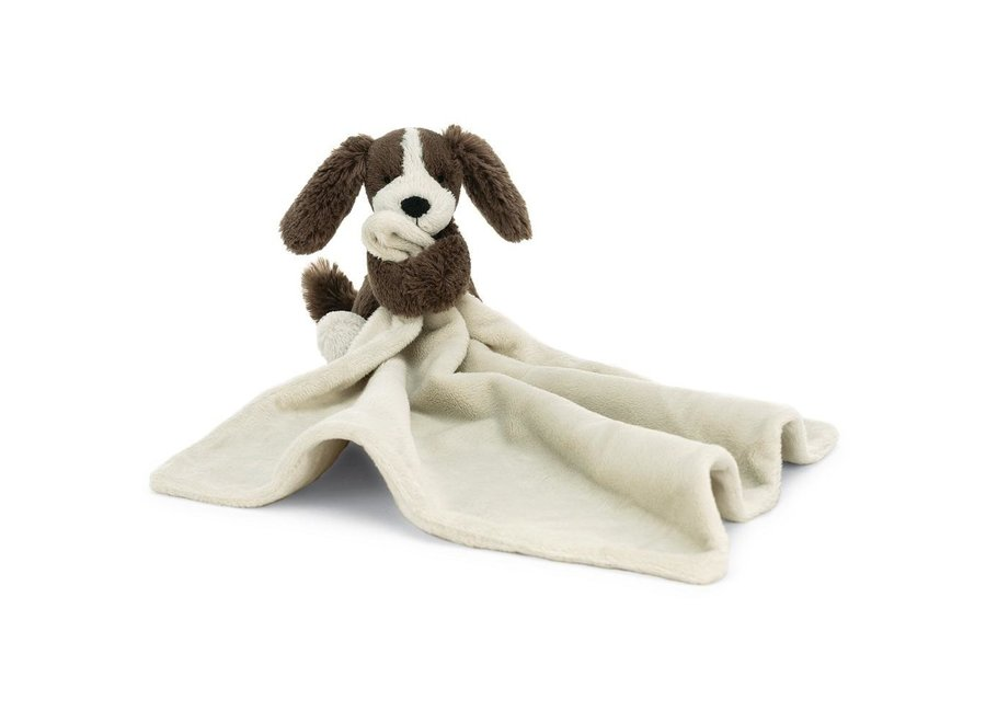 Bashful Fudge Puppy Soother
