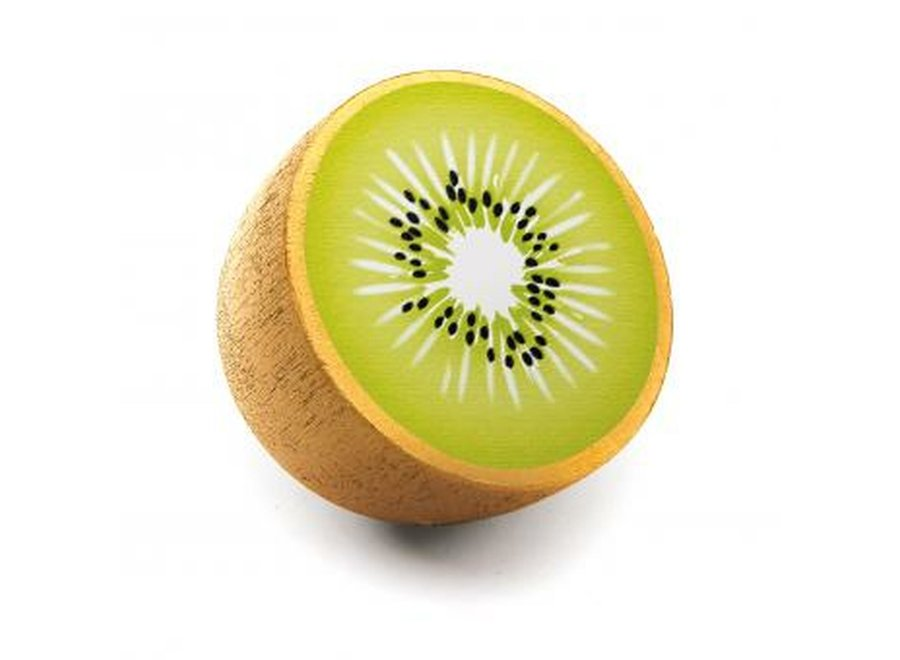 Kiwi half fruit