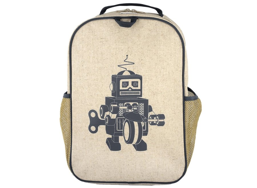 Grade school backpack