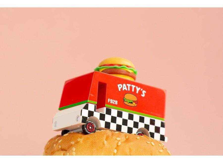Patty's Hamburger van